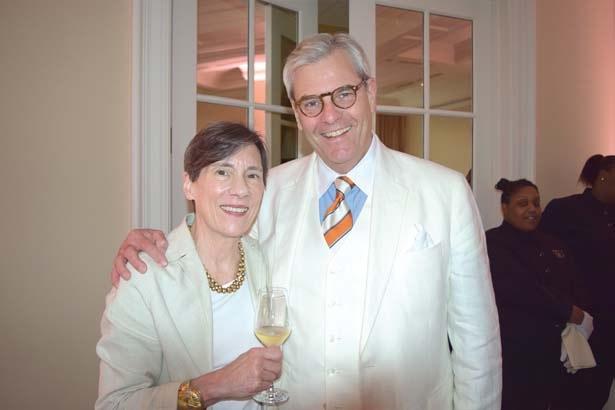 Gigi and Chuck Magill