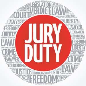 In the Jury Box (Gwen Moritz Editor's Note)