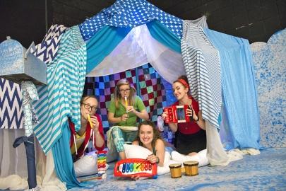 Interactive Show Starts Children's Theatre Season