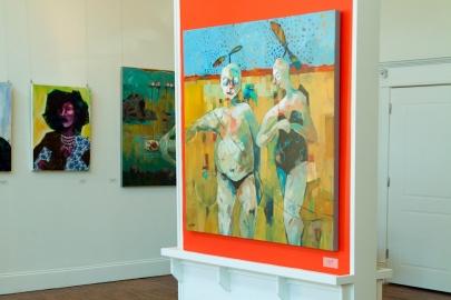 Spend a Saturday Touring Local Art Studios