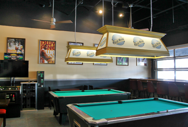 Prospect Sports Bar U0026 Grill Now Open In The Heights