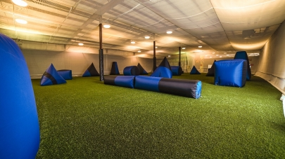 New Indoor Paintball, Laser Tag Fun Center Opens in Conway