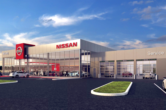 Nissan Car Dealership In Arkansas