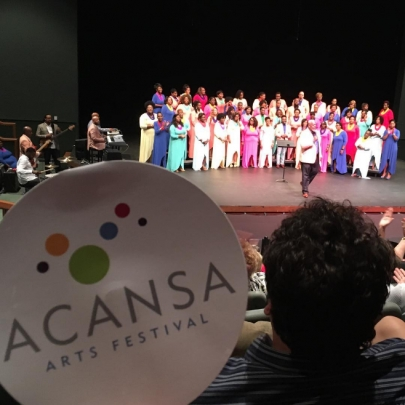 Photos: Highlights from Acansa Arts Festival