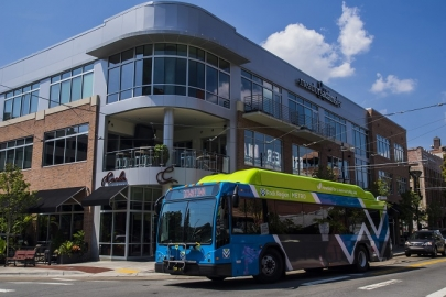 LRSD High School Students Can Ride City Buses Free