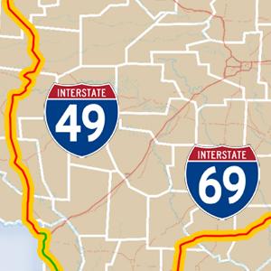 Interstate 69 Arkansas Map.Arkansasbusiness Com Arkansas Business News Little Rock
