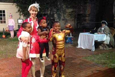 Big Boo!seum Bash Makes Fright Night at Little Rock Museums