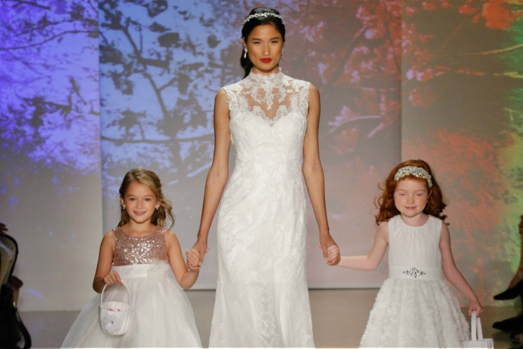 Alfred Angelo Debuts Two New Disney Princess Wedding Gowns