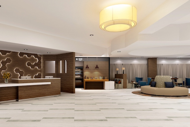 DoubleTree Hotel Renovations Include New Restaurant, Rooms Overhaul
