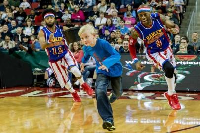 Harlem Globetrotters to Visit Verizon Arena in January