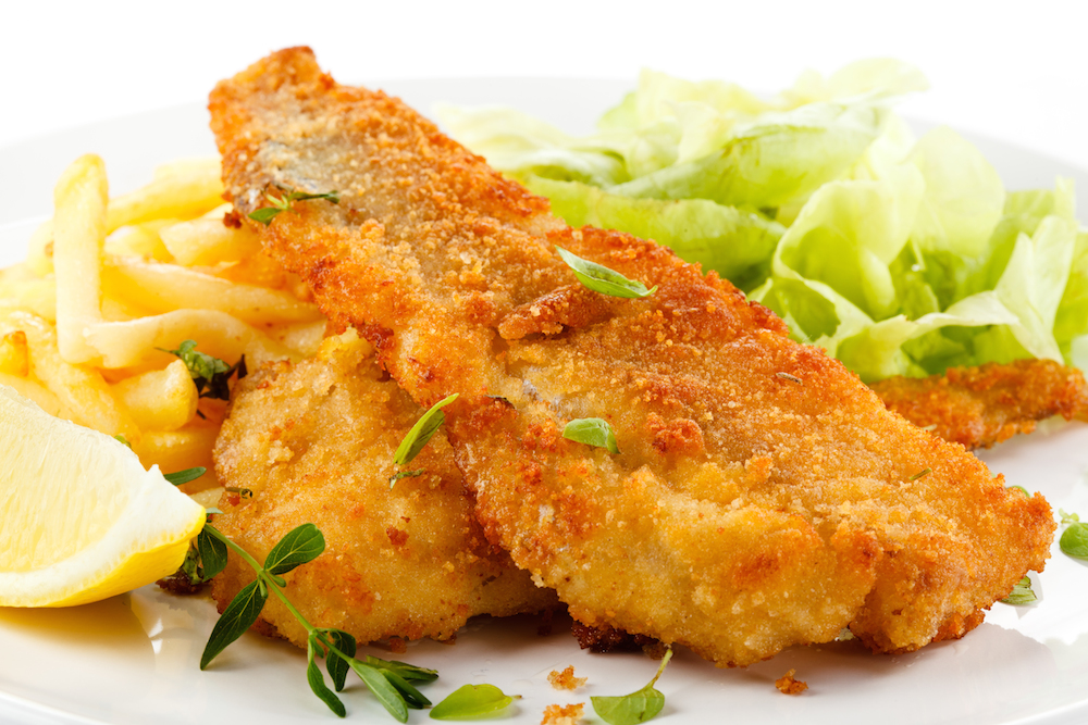Get your feast on at the 30th annual fish fowl dinner for All you can eat fish fry