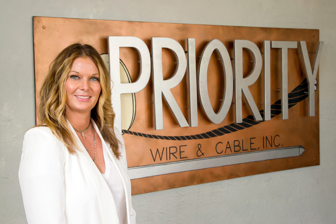 Candice Hill, Priority Wire & Cable (Large Private Company CFO of ...