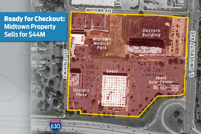 Dallas Company Buys Sears, Doctors Hospital Site for $44M