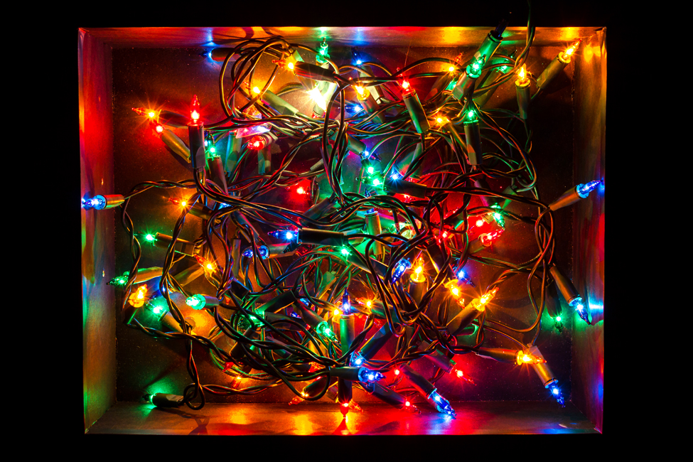 A Tangled Ball Of Christmas Lights: 10 Tips To Make The Holidays Easier With A Special Needs