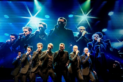 The Ten Tenors Come to Robinson for Holiday Show