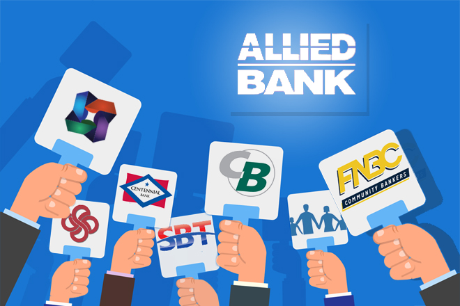 Allied Auction Saw More Banks Bid; Chambers Garnishes Golden's Last Paycheck