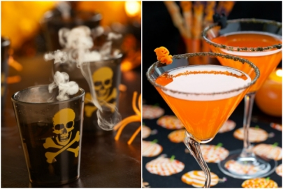 Taste of Tuesday: Spooky Spirits and Creepy Cocktail Recipes