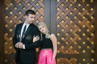 Arkansas Engagement: Morgan + Thomas