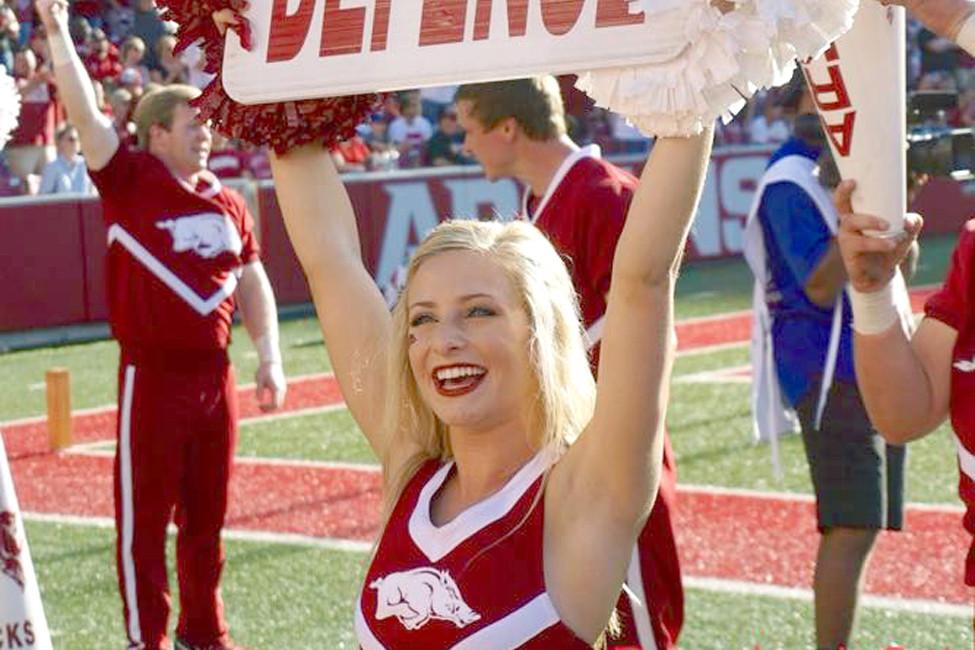 Little Rock Christian Academy Alum Lands Razorback Cheerleader Spot