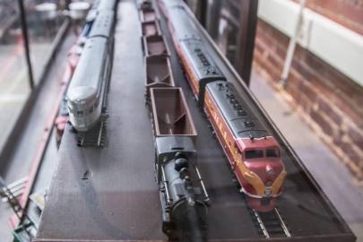 Visit Christmas Model Train Exhibit in North Little Rock