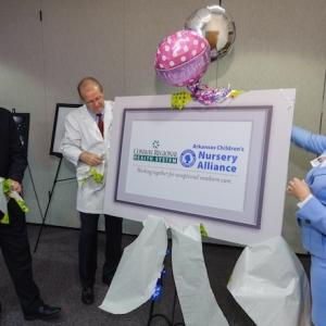 Arkansas Children's, Conway Regional Health System Form NICU Partnership