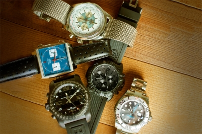 Little Rock Soirée Picks Its Top 5 Watches for Christmas