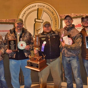 Arkansas First Split Report and World's Duck Calling Championship Results