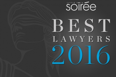 Little Rock Soirée Presents the 2016 Best Lawyers