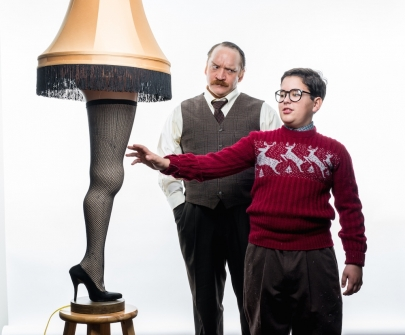 See 'A Christmas Story' at The Rep