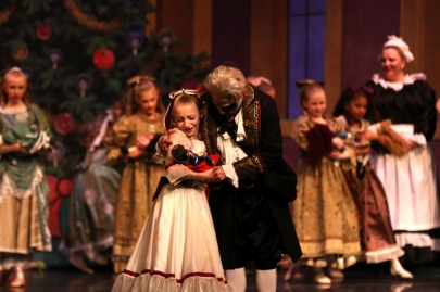 'The Nutcracker' Opens This Weekend at the Robinson Center