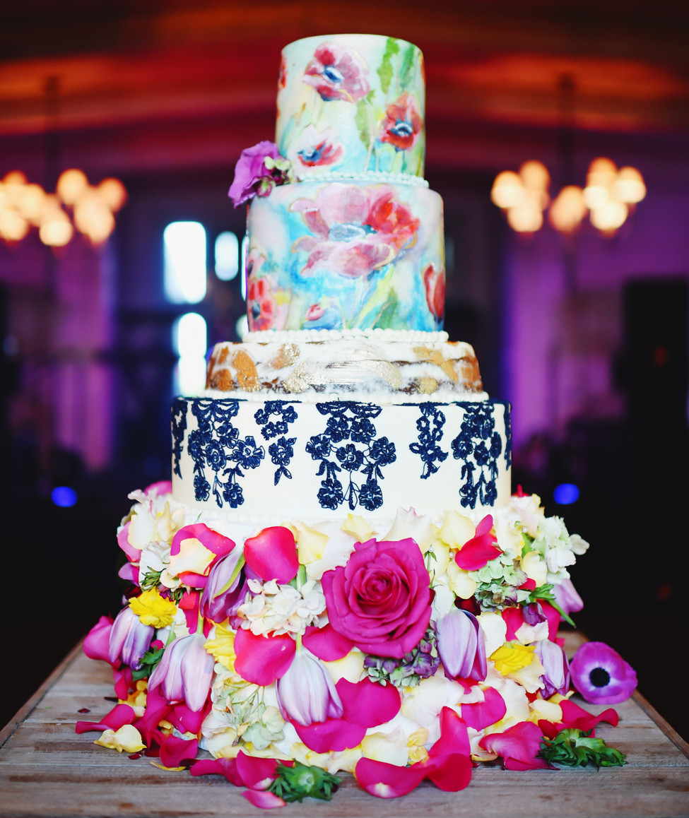 Real Arkansas Wedding Audra Waits Joshua Pettus - Wedding Cakes Hobart