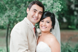 Real Little Rock Weddings: Kelsie Persaud & Evan Somers