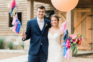 Real Arkansas Weddings: Sydney Wood & James Cartwright