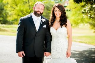 Real Hot Springs Wedding: Crystal Jackson & Bryan Sims