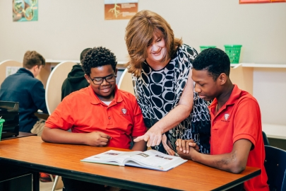 Amazing Educators (Special Education): Debbie Roper Bryan, Premier High School