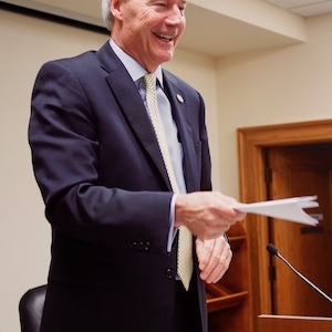 Asa Hutchinson: Arkansas Leads Nation in Foreign Direct Investment