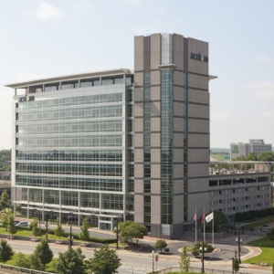 Simmons First Eyes Downtown Acxiom Building in Little Rock