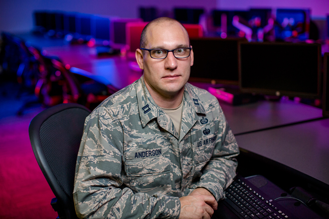 Air National Guard Course To Prepare Cyber Warriors