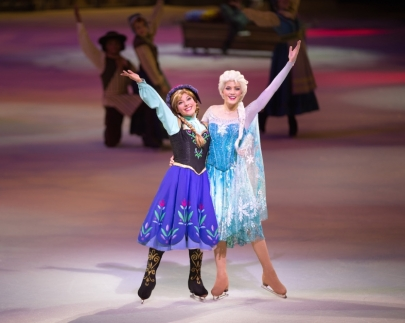 Disney On Ice Featuring 'Frozen,' 'Toy Story,' and More Coming to Verizon Arena