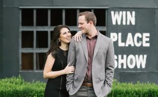 Little Rock Engagement: Katie + Clay