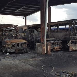 Fire Proves Importance Of Ozark Regional Transit