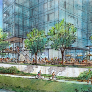 Terraforma Buys NLR Riverfront Land for Entertainment District
