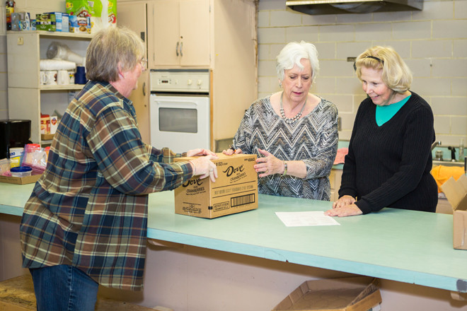 Amboy Community Food Pantry