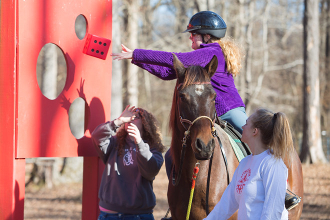 Hearts & Hooves Therapeutic Riding Center