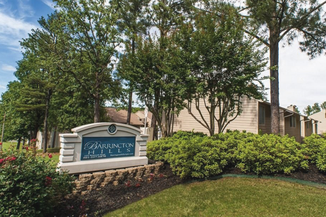 $8.3 Million Transaction Calls On Barrington Hills Apartments (Real Deals)