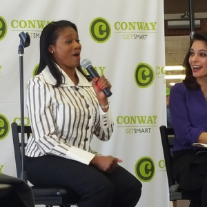 In Conway, Lencola Sullivan Tells Business Leaders to Embrace Diversity