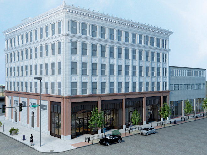 Rock Capital to Develop $16M-$17M Downtown Little Rock Hotel