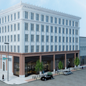 Boutique Hotel in Downtown Little Rock Set for Summer 2019 Open