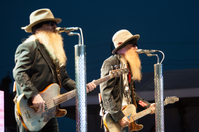 ZZ Top Is Coming To Robinson Center