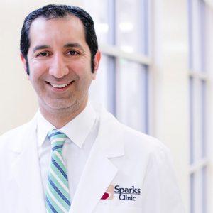 Faisal Khan Joins Surgical Staff at Sparks (Movers & Shakers)